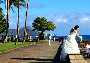 Hawaiian Wedding Venue
