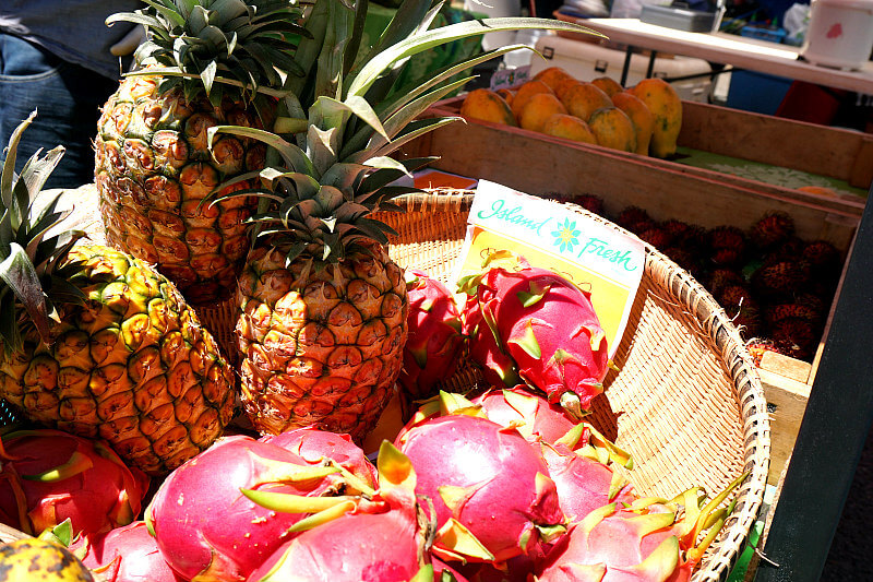 KCC Farmers Market Fruits