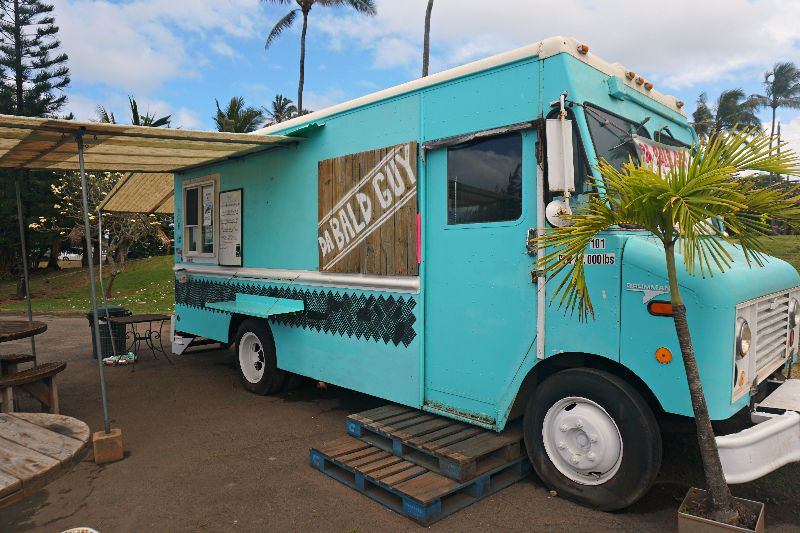 Kahuku Food Trucks