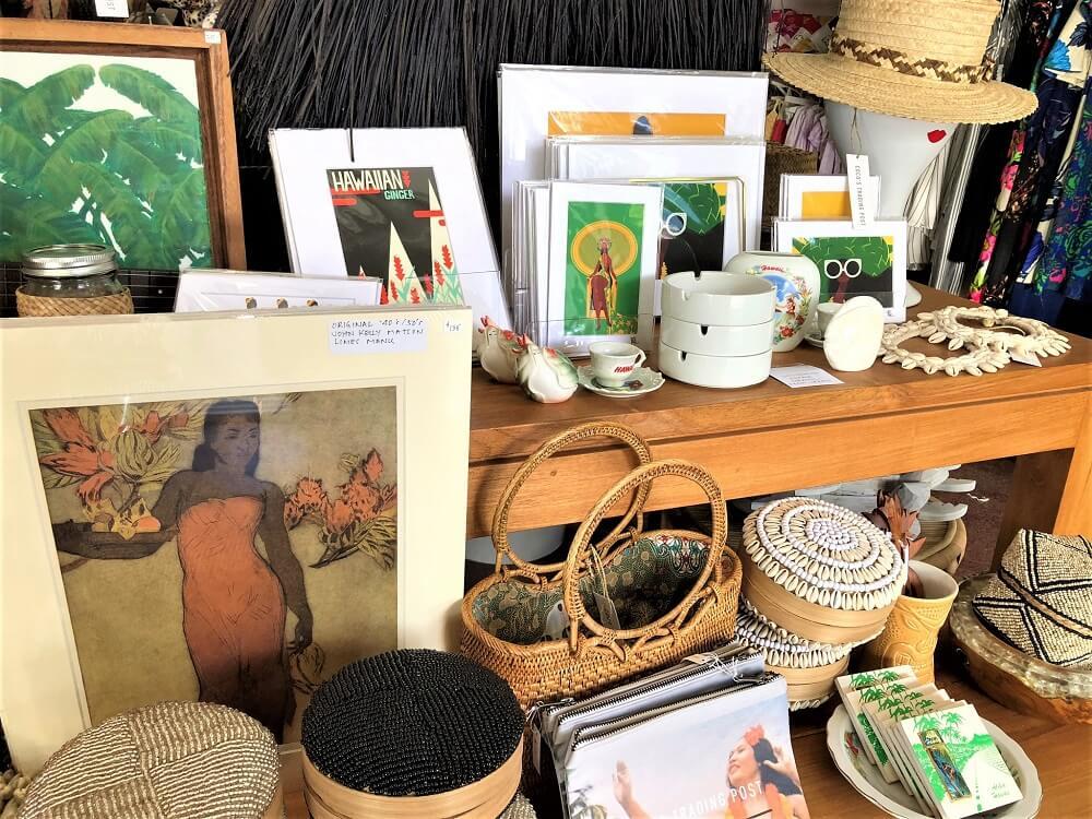 Kailua Town Shops