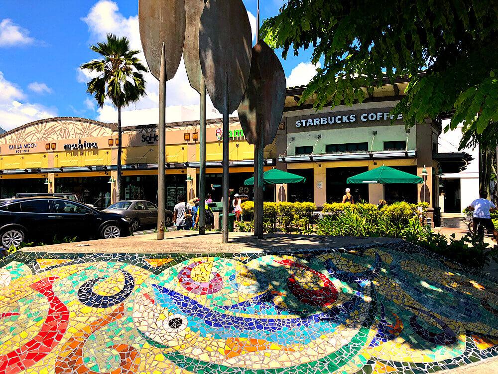 Downtown Kailua