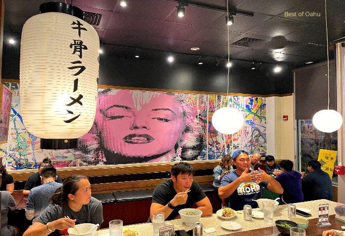Kamitoku Ramen Restaurant