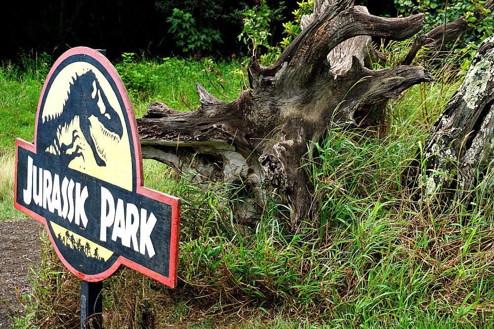 Kualoa Ranch Jurassic Park Site
