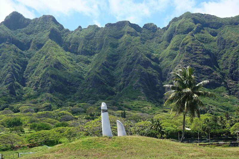 Kualoa Ranch Maui Hook
