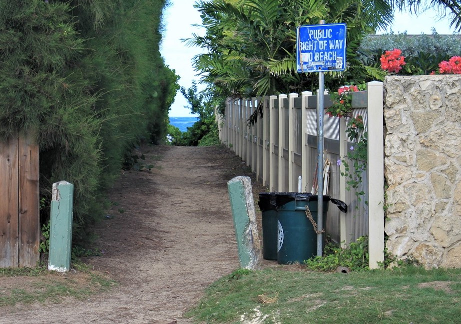 Lanikai Beach Access
