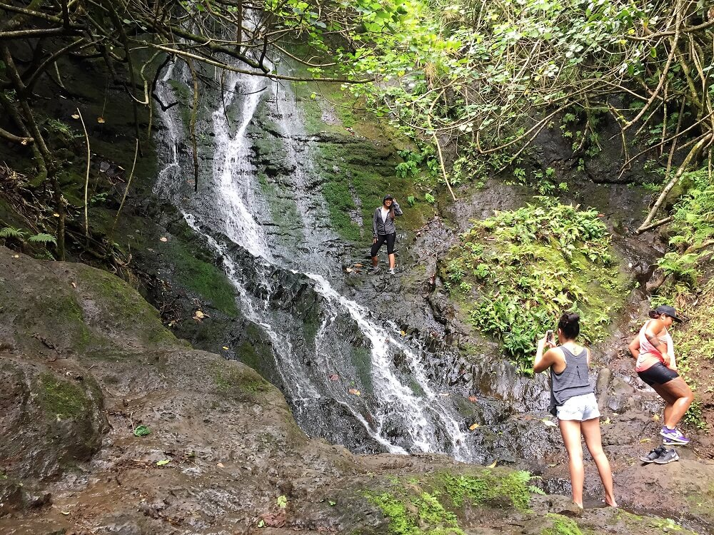 Oahu Waterfall Hikes