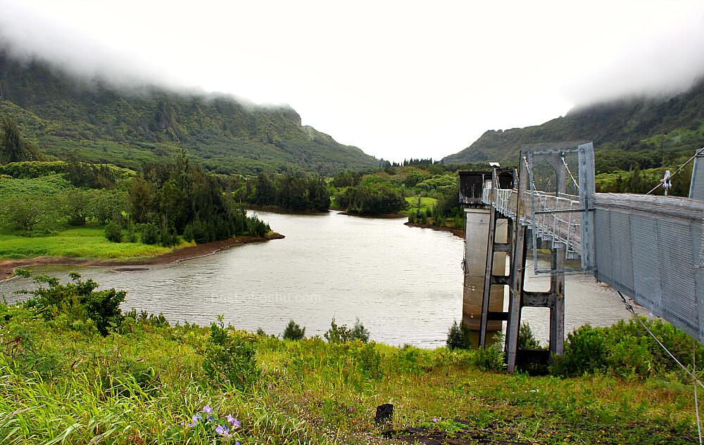 Nuuanu Reservoir