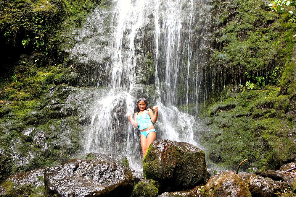 Lulumahu Waterfall