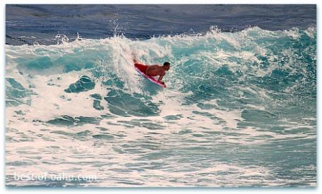 Makapuu Beach Surf