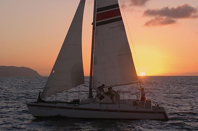 North Shore Catamaran Ride