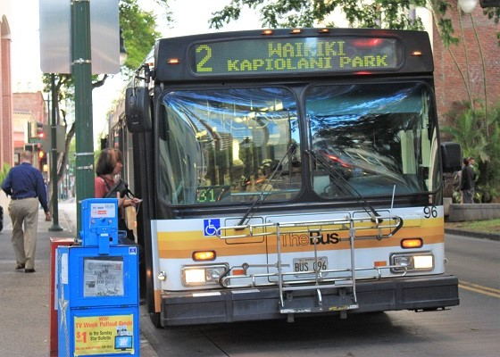 Oahu Bus Routes Fares & Tips