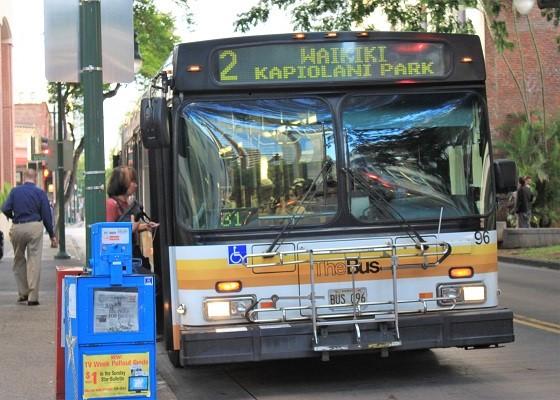 Oahu Bus