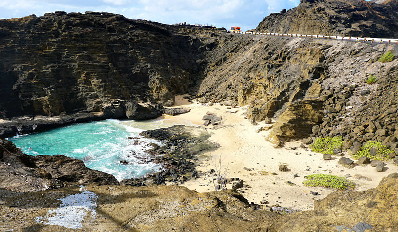 Oahu Secret Beach