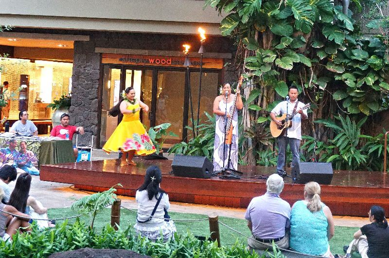 Oahu Shows Waikiki