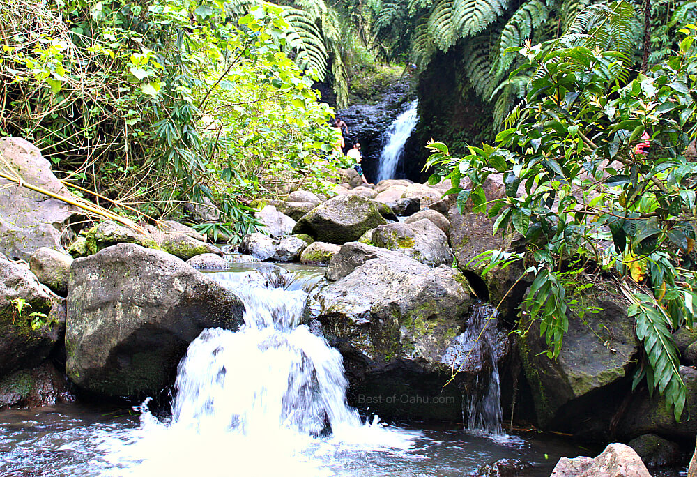 Oahu Waterfalls