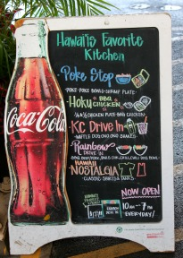 Hawaii's Favorite Kitchens Menu