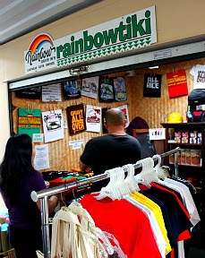 Rainbow Tiki