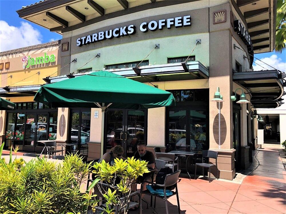 Starbucks Kailua