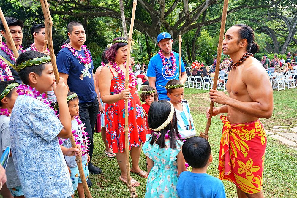 Toa Luau Kava Ceremony