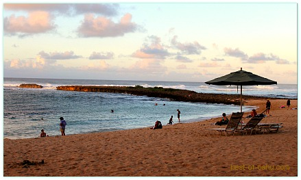 Turtle Bay Resort Beach