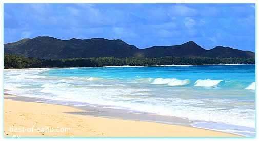 Waimanalo Bay Surf