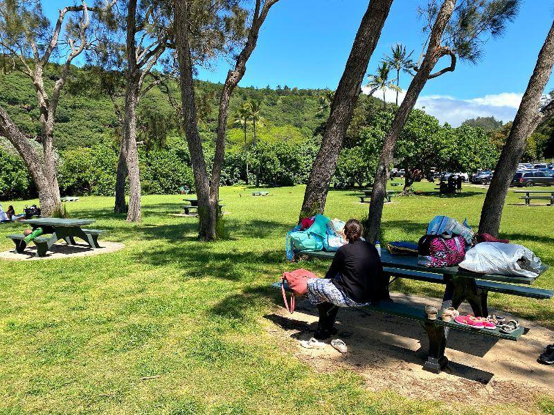 Waimea Bay Picnic Area