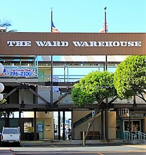 Ward Wardhouse Shopping Center