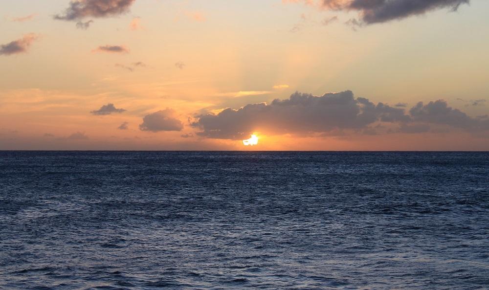 Yokohama Bay Sunset