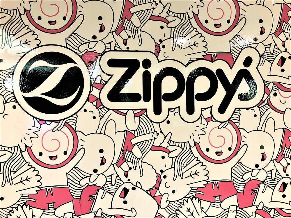 Zippys Cartoon Art