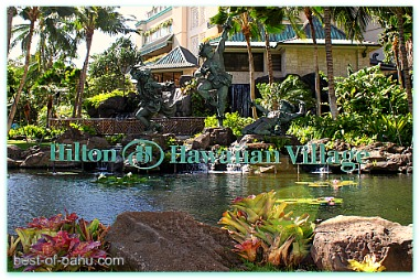 Hawaiian Hilton Village