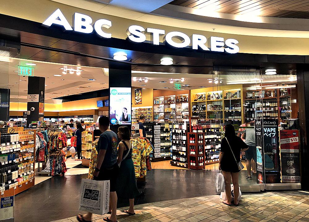 ABC Stores Ala Moana Center