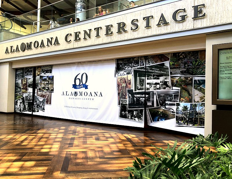 Ala Moana Centerstage