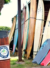 Aloha Stadium Surfboards