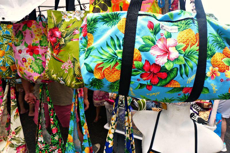 Aloha Stadium Swap Meet Hand Bags