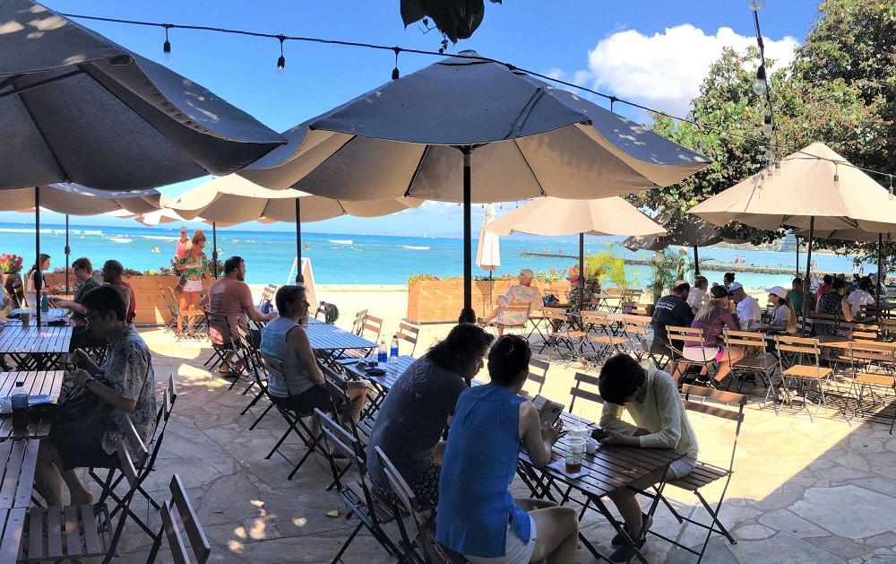 Barefoot Cafe Waikiki