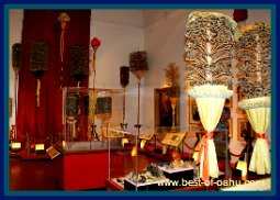Bishop Museum Kalihi Room