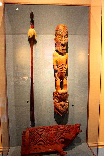 Bishop Museum Polynesian Hall
