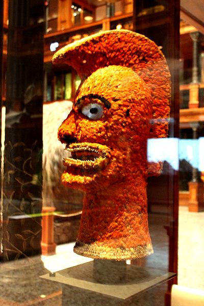 Bishop Museum Royal Mask