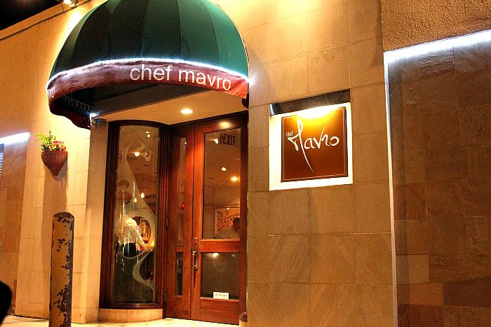Chef Mavro