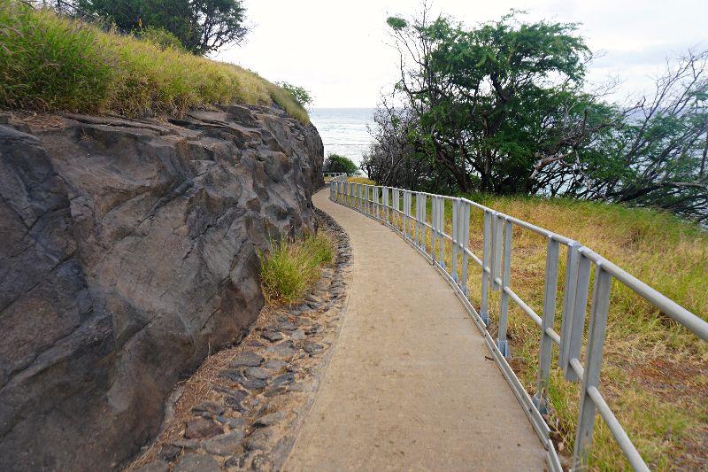 Diamond Head Beach Trail