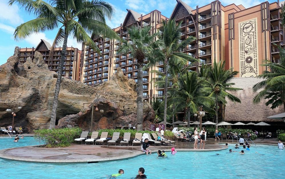 Dinsey Aulani Hotel