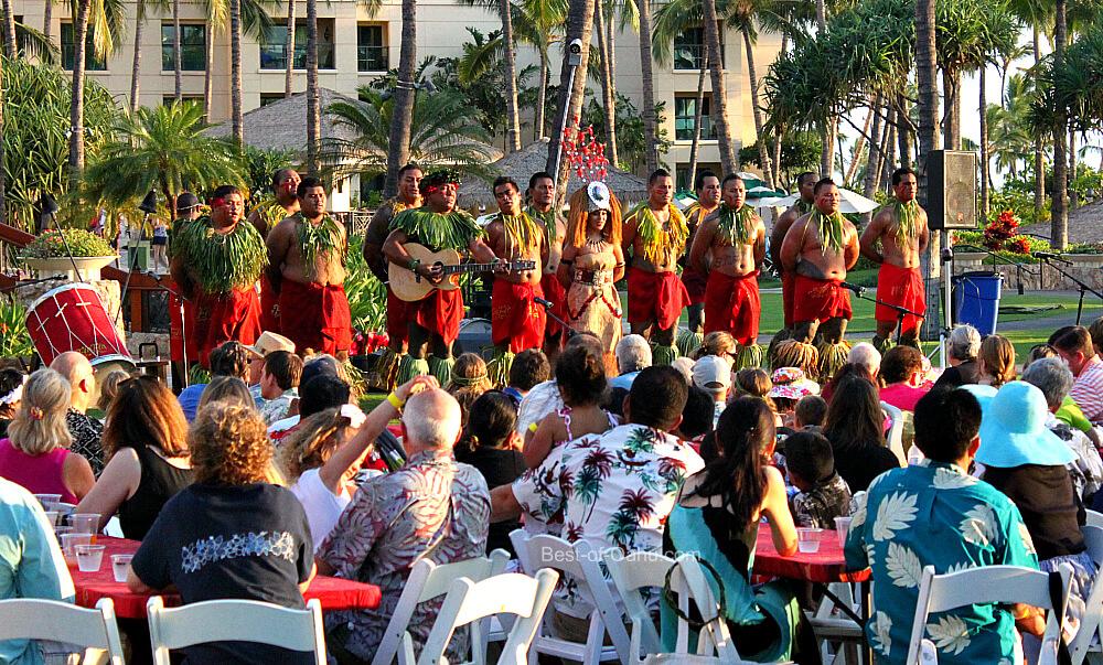 Fia Fia Polynesian Luau