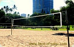 Fort DeRussy Beach Waikiki