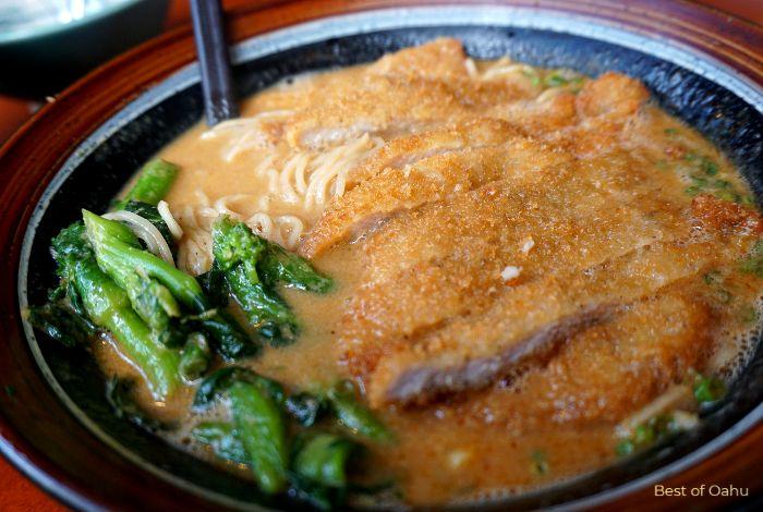 Goma Tei Katsu Curry Ramen