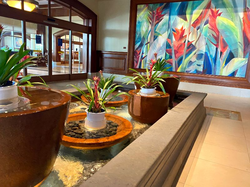 Grand Waikikian Lobby