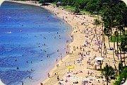 Hanauma Bay Oahu Hawaii;