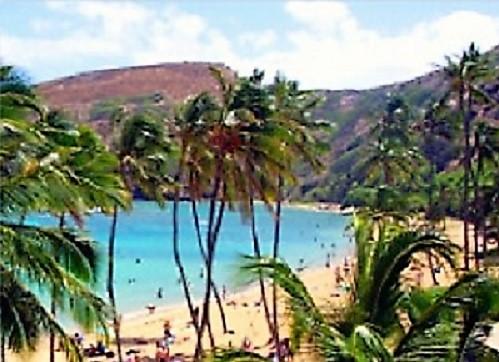 Hanauma Bay Oahu;