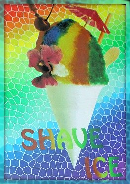 Hawaii Shave Ice