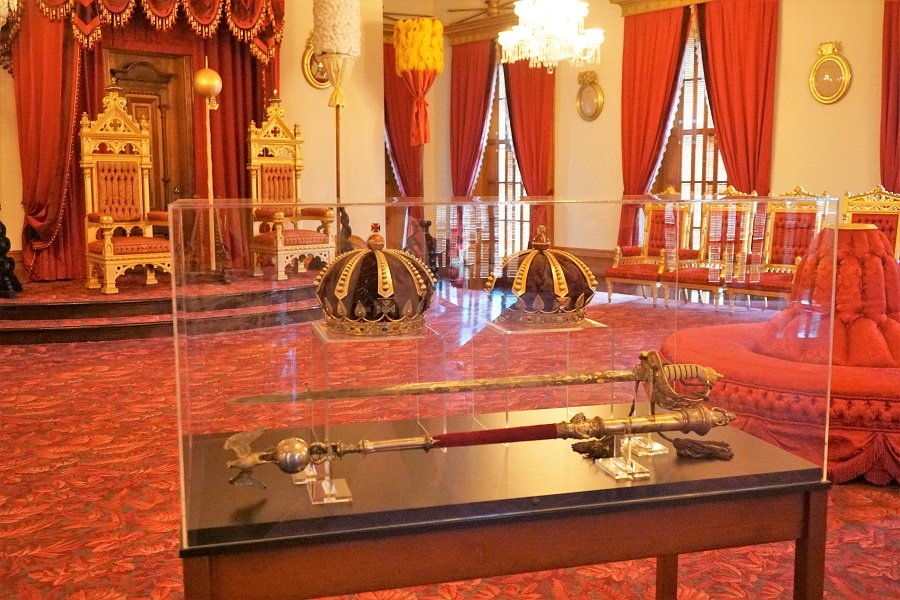 Iolani Palace Grand Room