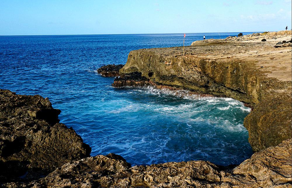 Kaena Point Cove